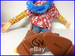 Disney Toy Story talking Woody Doll Hawaiian Vacation Toys R Us TRU Exclusive