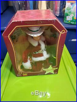 Disney's Toy Story Vintage Holiday Hero Woody