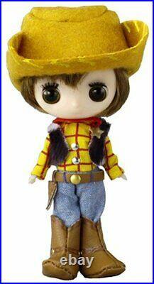 Dollcena MY BEST FRIEND COWBOY WOODY Takara Tomy Doll Japan JP