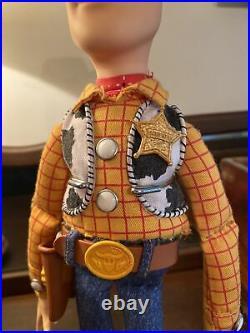 Film-Accurate Woody Doll Custom Toy Story Replica HANDMADE