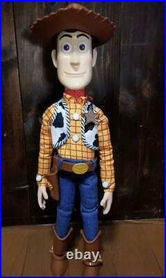 Final Toy Story Woody Doll