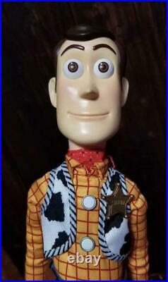 Final Toy Story Woody Doll Tommy Takara Medicom
