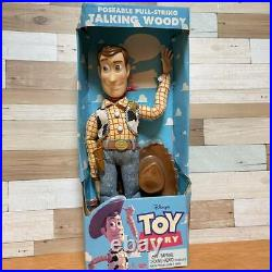 Initial Production Version Toy Story Talking Doll Woody