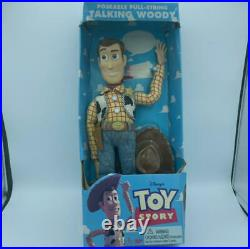 Initial Production Version Toy Story Woody Talking Doll