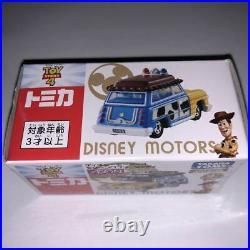 Ion Limit Tomica Disney Motors Toy Story Woody Lagoon Wagon