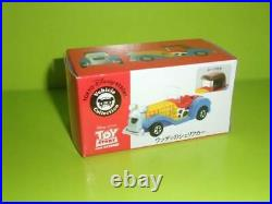 Limited Tomica Tokyo Disney Resort Familiar With Toy Story Woody'S Sheriff 2008