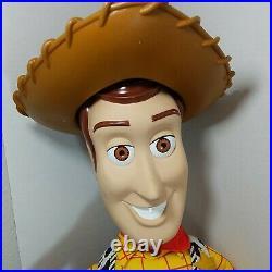 Mattel Disney Pixar Toy Story Woody 30 inch Plush Doll