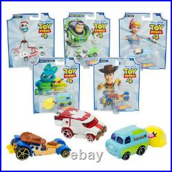 Mattel Hot Wheels Toy Story Micar Woody Vehicle Car Toys Character Disney