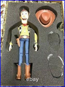 Medcom Toy Story ULTIMATE WOODY Prop Replica Life Size Doll Disney Pixar