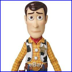 Medicom Toy JAPAN TOY STORY The Movie Ultimate Woody Action Figure Doll Ja. JP