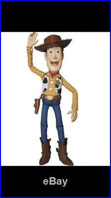 Medicom Toy TOY STORY Ultimate Woody Action Figure Doll Rare