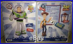 NEW Toy Story LOT 25 yr Anniversary BUZZ Jessie WOODY Billy & Goat & Gruff