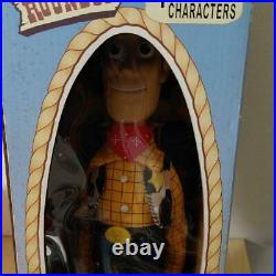 NEW Toy Story Roundup Epoch Vintage Woody Figure Rare Doll Disney Pixar