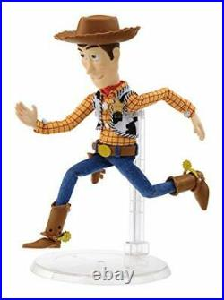 New Figure Toy Story 4 Real Posing Figure Woody TAKARA TOMY From Japan