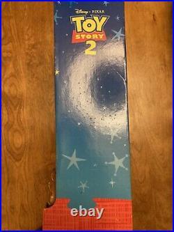 Original Disney Pixar 1999 Toy Story 2 Strumming Singing Woody! New! In Box