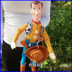 Original Toy Story Plush Dolls Woody Buzz Lightyear Stuffed Animal Toy Birthday