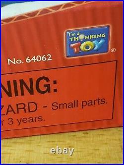 RARE 16 Toy Story 3 Sheriff Woody NIB