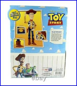 RARE 16 Toy Story Sheriff Woody Actual Movie Size Non-poseable Non-talking