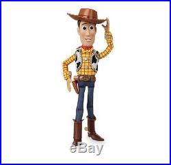 RARE. Toy Story Woody's Roundup Talking Sheriff Woody Doll Collection Figure