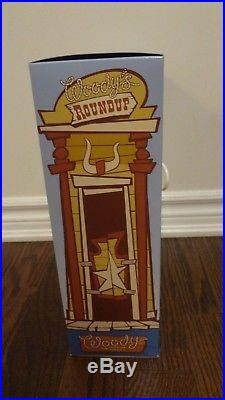RARE Toy Story Woody the Sheriff Signature Collection doll from Woody's RoundUp