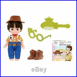 REMIN & SOLAN Remin Basic Set Disney Toy Story 4 Woody Doll with Tracking NEW
