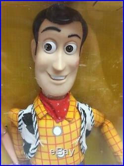 Rare Original Toy Story 2 Woody & Bo Peep Gift Set 1999 Mattel