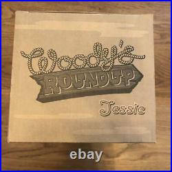 Roundup Toy Story Jesse & Woody Young Epoch Figure 2 Set doll