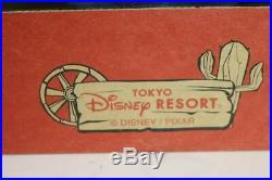 Roundup Toy Story Woody Jesse Bullseye Prospector Plush Doll color Tokyo Disney