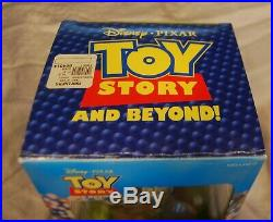 STRIKEOUT WOODY DISNEY TOY STORY MARINERS Doll New in Box Baseball MLB