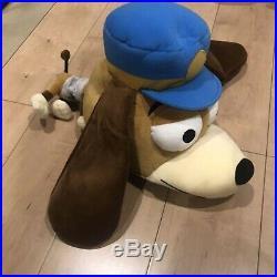 Slinky Dog Toy Story Fan Cap Hat Stuffed Doll Tokyo Disney Resort Andy woody