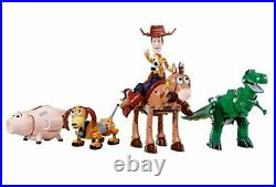 Superalloy Toy Story Super Combined Woody Lobo Sheriff Star (First Press Award)