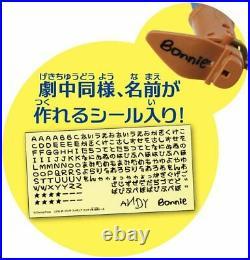 TAKARA TOMY Toy Story 4 Real Posing Figure Woody