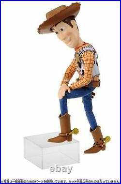 TAKARA TOMY Toy Story 4 Real Posing Figure Woody 40cm Doll Brand New Japan