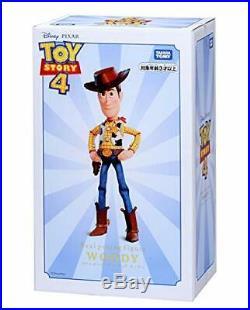 TAKARA TOMY Toy Story 4 Real Posing Figure Woody 40cm Doll Figure