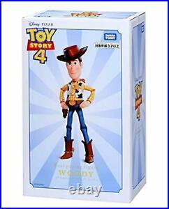 TAKARA TOMY Toy Story 4 Real Posing Figure Woody 40cm Doll Figure F/S