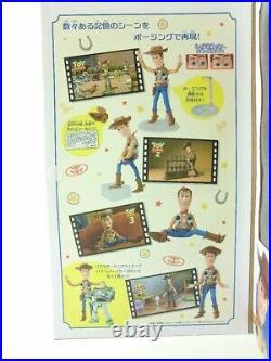 TAKARA TOMY Toy Story 4 Real Posing Figure Woody 40cm Doll Figure Fedex Japan