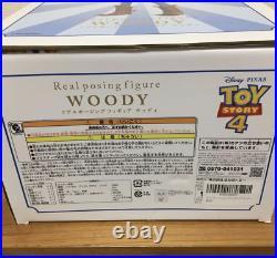 TAKARA TOMY Toy Story 4 Real Posing Figure Woody 40cm Doll Figure beauty Japan
