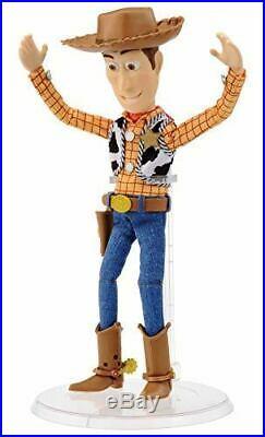 TAKARA TOMY Toy Story 4 Real Posing Figures Woody
