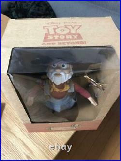 TOY STORY 2 STINKY PETE PROSPECTOR DOLL WOODY'S ROUNDUP Limited Unused