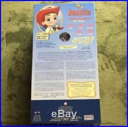 TOY STORY 3 Jessie Doll Woody's Roundup Disney Store in US Limited Pixar