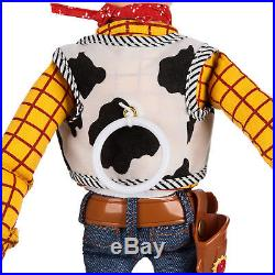 TOY STORY Disney Cowboy WOODY JESSIE Talking Pull String action Figure Doll toy
