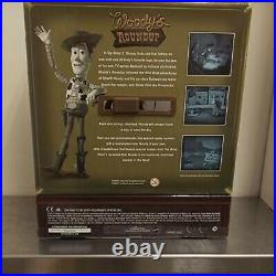 TOY STORY ROUNDUP TELEVISIONSET DOLL WOODY'S Limited