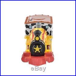 Takara Tomy Disney Pixar Dream Railway TOY STORY Woody sheriff train set