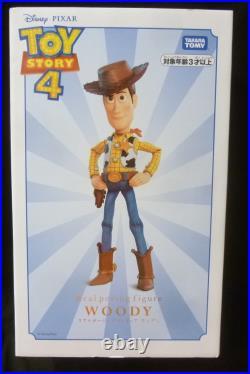 Takara Tomy real Posing figure Woody