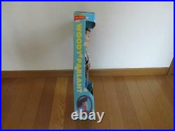 Think Way Disney Toy Story 1995 Pull String Talking Woody Toy Doll with Box