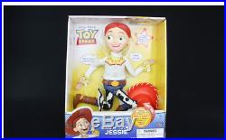 Toy Story 20th Anniversary Woody Jessie Pull String Talking Action Figure Doll