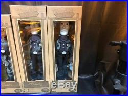 Toy Story 2 ROUNDUP Bullseye Prospector Jessie Woody Monochrome Doll set Used