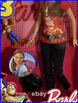 Toy Story 3 BARBIE LOVES LOT OF 5! KEN-ALIEN-WOODY-JESSIE-BUZZ