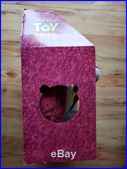 Toy Story 3 Pull String WOODY & LOTSO Talking Figure doll plush electronic Set