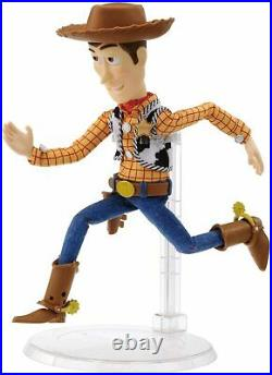 Toy Story 4 Real Posing Figure Woody TAKARA TOMY 40cm Doll New